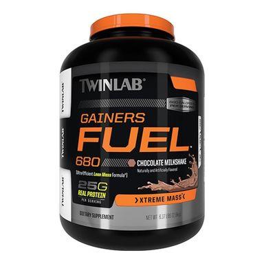 TWINLAB Gainer Fuel, Strawberry 6.2 lb