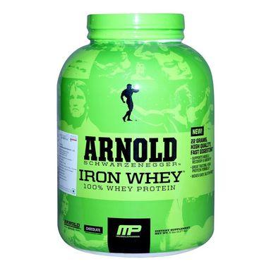 Arnold Schwarzenegger Series Iron Whey, 5 lb Chocolate