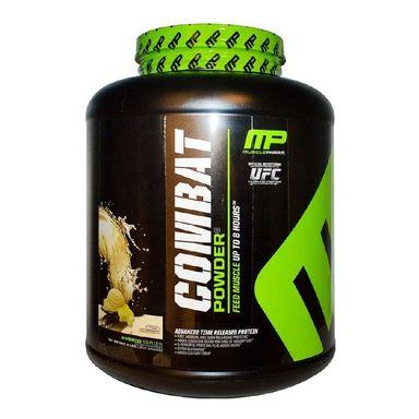MusclePharm Combat Powder, 4 lb Vanilla