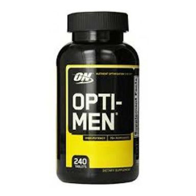 ON (Optimum Nutrition)Opti-Men (Men's Multiple), 240 tablet(s)
