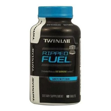 TWINLAB Ripped Fuel, 60 tablet(s) Unflavoured