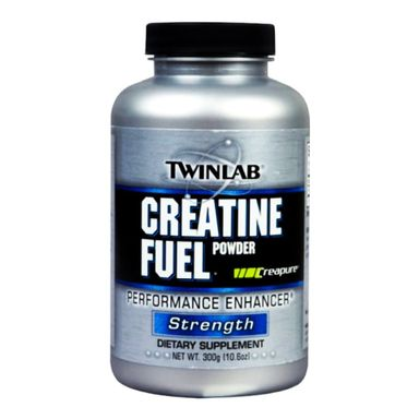 TWINLAB Creatine Fuel, Unflavoured 0.66 lb