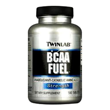 TWINLAB BCAA Fuel, 180 tablet(s) Unflavoured