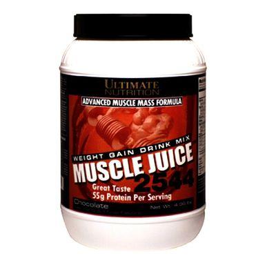 Ultimate Nutrition Muscle Juice 2544, Chocolate 4.96 lb