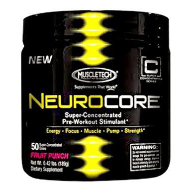 MuscleTech Neurocore, 0.4 lb Fruit Punch