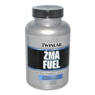 TWINLAB ZMA Fuel, 90 capsules Unflavoured