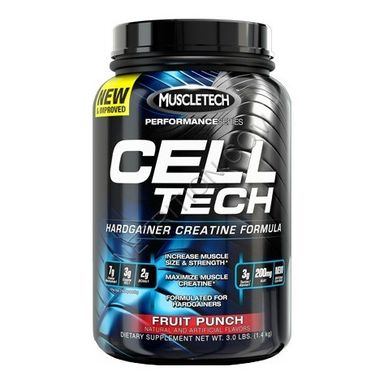 MuscleTech CellTech Performance Series, Fruit Punch 3.09 lb
