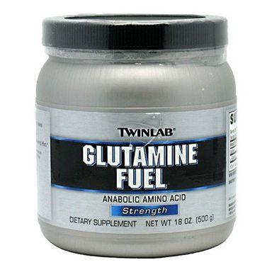 TWINLAB Glutamine Fuel, 0.67 lb
