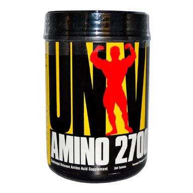 Universal Nutrition Amino 2700, 350 tablet(s) Unflavoured