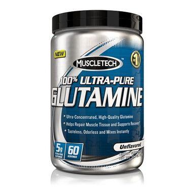MuscleTech 100% Ultra-Pure Glutamine, 0.6 lb