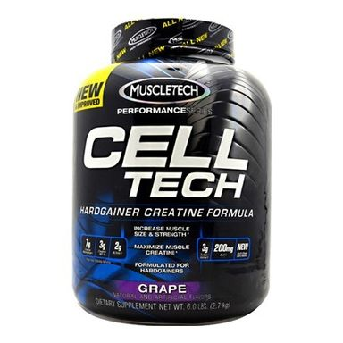 MuscleTech CellTech Performance Series, 5.95 lb