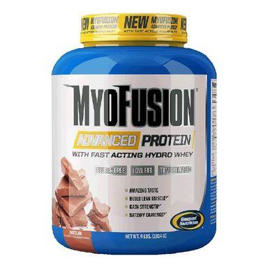 Gaspari Nutrition Myofusion Advanced Protein, 4 lb Vanilla