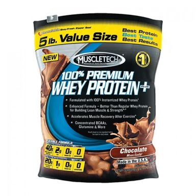 Muscletech 100% Premium Whey Protein 5 lbs