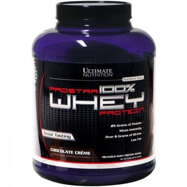 Ultimate Nutrition Prostar 100% Whey Protein 5lbs