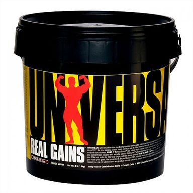 Universal Nutrition Real Gains 6.8lbs