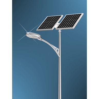 Big Solar Street Light LED 12W Equivalent To 250W Halogen Bulb