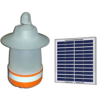 Solar Lantern Two In One Light With Solar Panel
