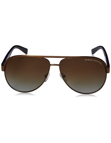 Armani Exchange Mens Sunglasses (AX2013) Metal