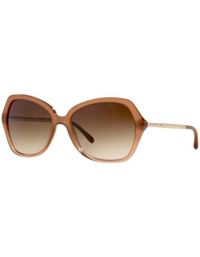 Burberry BE 4193 Sunglasses 317313 Light Brown