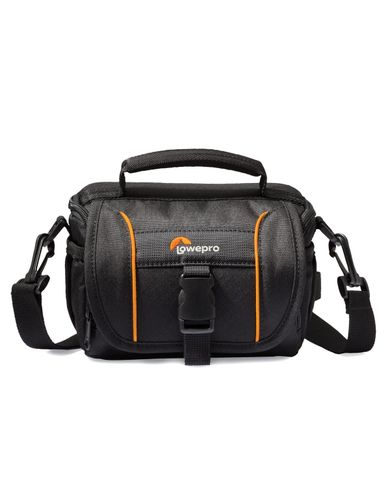 LOWEPRO SHOULDER BAG ADVENTURA SH 110 II BLACK