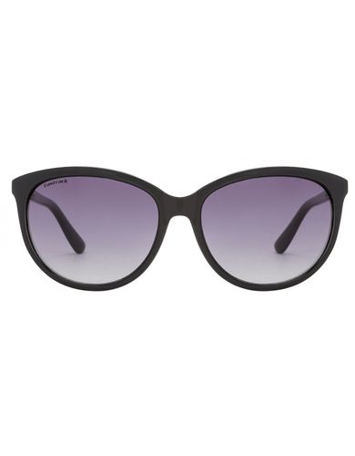 Fastrack p287bk1f black blue gradient women's sunglasses