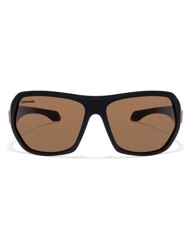 Fastrack p322br2 black brown 10ac sunglasses