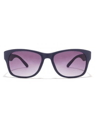 Fastrack pc001bk22 matte blue grey gradient 04ac wayfarer sunglasses