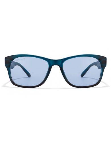 Fastrack pc001bu12 aqua blue 08ab wayfarer sunglasses