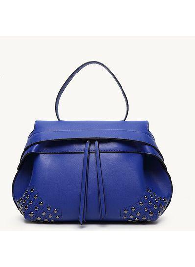 Rivet Decorated Handbag - KP001469