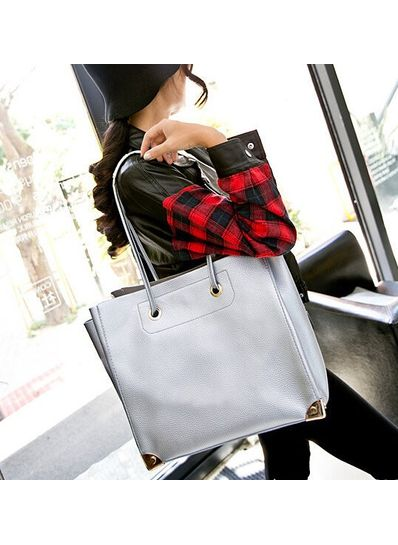 High Quality Tote Bag with Pouch - KP001472