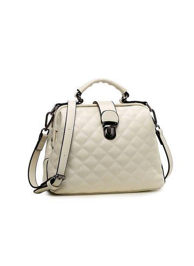 Solid Color Sling Bag - KP001481