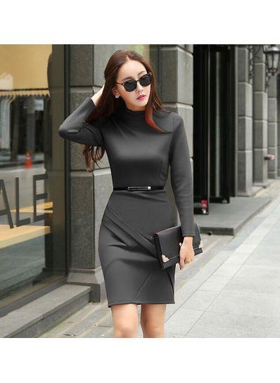 Smart Design Bodycon Dress - KP001507