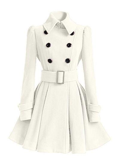 High Quality Wool Coat - KP001519
