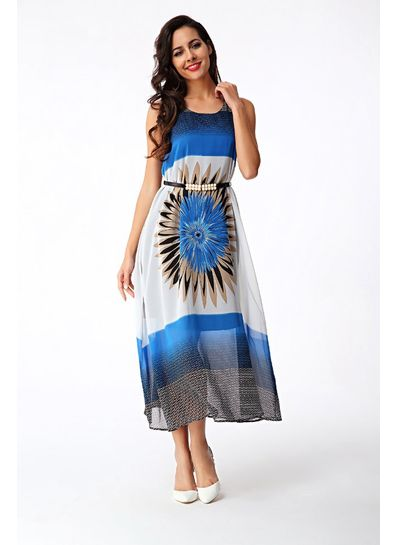 Maxi with Belt - KP001624