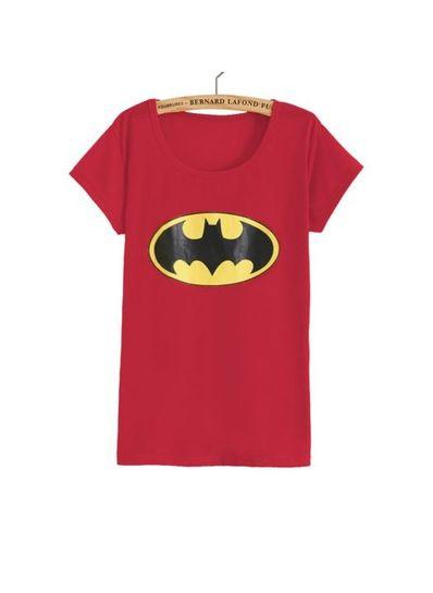 Batman Printed Tee - KP001795