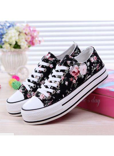 Floral Sneakers - KP001821