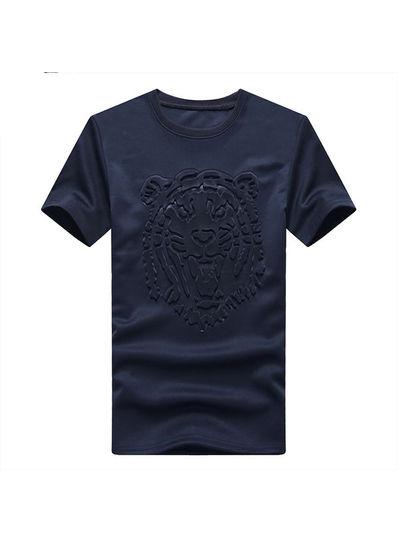 Embossed T-shirt - KP001912