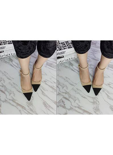 Pointed Toe Sandals - KP002040