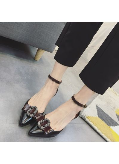 Pointed toe Flats - KP002043