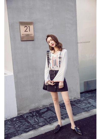 Top + Skirt - KP002081