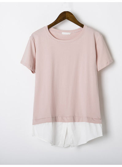 Cotton Loose T-shirt - KP002146
