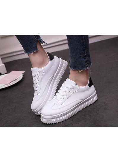 Solid color Skate Shoes - KP002174
