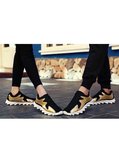 Solid Color Couple Shoes - KP002176