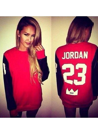 Jordan Printed Hoodies - KP001425