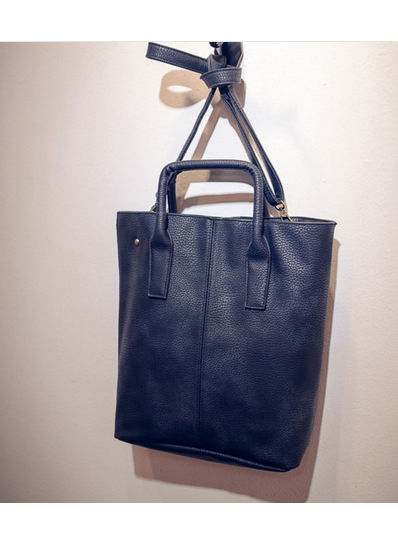 Stylish Tote Bag with Pouch - KP001560