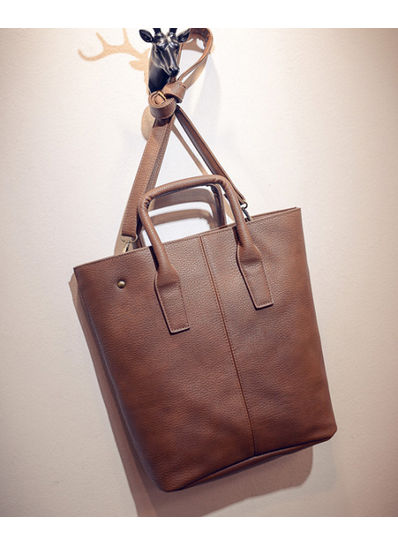 Stylish Tote Bag with Pouch - KP001561
