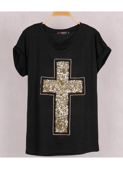 Sequin T-shirt - KP001610