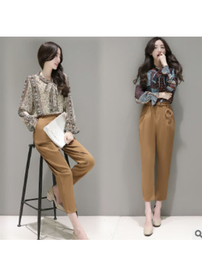 Blouse + Pant Two piece Suit - KP001945