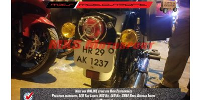 MXS2210 Rear strobe lights motorcycle