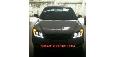 MXSHL165 Projector Headlights Skoda Octavia 2010- 2012